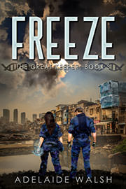 Fantasy (dark / urban / paranormal) Freebies: Freeze by Adelaide Walsh