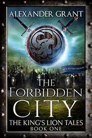 Fantasy (epic / high / low) Freebies: The Forbidden City by Alexander Grant