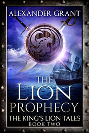 Fantasy (epic / high / low) Freebies: The Lion Prophecy by Alexander Grant