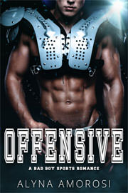 Contemporary Romance Freebies: Offensive by Alyna Amorosi
