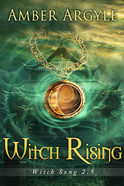 Young Adult Freebies: Witch Rising by Amber Argyle