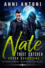 Paranormal Romance Freebies: Nate Thief Catcher by Anni Antoni