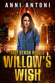 Fantasy (dark / urban / paranormal) Freebies: Willow