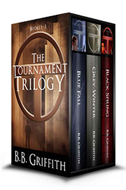 Thriller Freebies: The Tournament Trilogy by B. B. Griffith