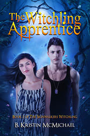 Young Adult Freebies: The Witchling Apprentice by B Kristin McMichael