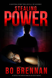Thriller Freebies: Stealing Power by Bo Brennan