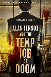 Science Fiction Freebies: Alan Lennox and the Temp Job of Doom by Brian Olsen