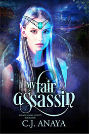 Young Adult Freebies: My Fair Assassin by C.J. Anaya
