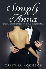 Romantic Comedy Freebies: Simply Anna by Cristina Hodgson