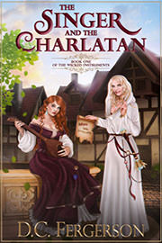 Fantasy (epic / high / low) Freebies: The Singer and the Charlatan by D.C. Fergerson