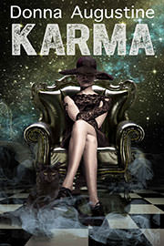 Fantasy (dark / urban / paranormal) Freebies: Karma by Donna Augustine