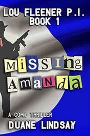 Mystery Freebies: Missing Amanda by Duane Lindsay