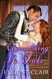 Historical Romance Freebies: Unmasking a Duke by Ellie St. Clair