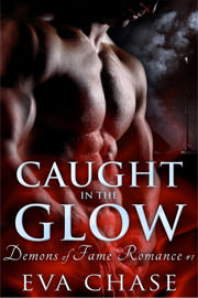 Paranormal Romance Freebies: Caught in the Glow by Eva Chase