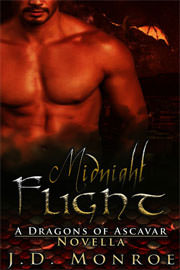 Paranormal Romance Freebies: Midnight Flight by JD Monroe
