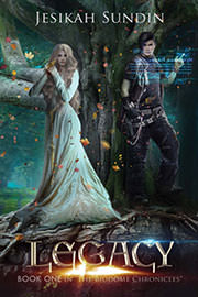 Young Adult Freebies: Legacy (The Biodome Chronicles #1), Chapters 1-3 by Jesikah Sundin
