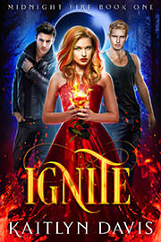 Paranormal Romance Freebies: Ignite by Kaitlyn Davis