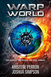 Science Fiction Freebies: Warpworld by Kristene Perron & Joshua Simpson
