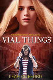 Young Adult Freebies: Vial Things by Leah Clifford