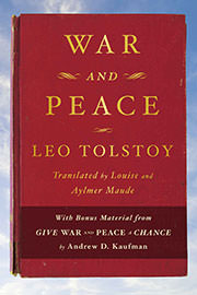 Literary Fiction Freebies: War and Peace by Leo Tolstoy