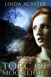 Fantasy (dark / urban / paranormal) Freebies: Torc of Moonlight: Book 1 (excerpt) by Linda Acaster