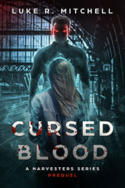 Science Fiction Freebies: Cursed Blood by Luke R. Mitchell