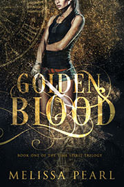 Young Adult Freebies: Golden Blood by Melissa Pearl