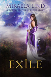 Fantasy (epic / high / low) Freebies: Exile by Mikaela Lind