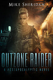 Science Fiction Freebies: Outzone Raider by Mike Sheridan