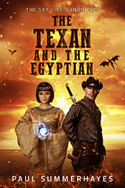 Fantasy (everything else) Freebies: The Texan and the Egyptian by Paul Summerhayes