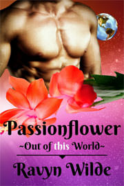 Science Fiction Romance Freebies: Passionflower (Alien Abduction) by Ravyn Wilde