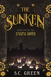 Fantasy (everything else) Freebies: The Sunken by S C Green