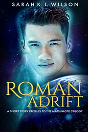 Science Fiction Freebies: Roman Adrift by Sarah K. L. Wilson