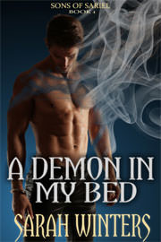 Paranormal Romance Freebies: A Demon in My Bed by Sarah Winters