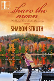 Contemporary Romance Freebies: Share the Moon by Sharon Struth