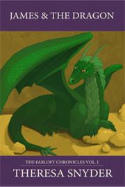 Fantasy (epic / high / low) Freebies: James & the Dragon by Theresa Snyder