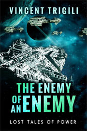 Science Fiction Freebies: The Enemy of an Enemy by Vincent Trigili