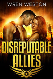Romantic Suspense Freebies: Disreputable Allies by Wren Weston