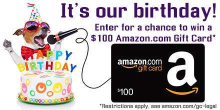 WIN A 100 Amazon Gift Card Giveaway Win